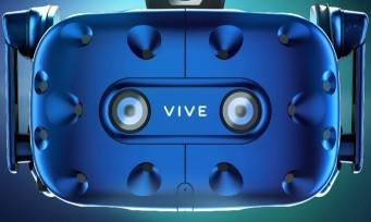HTC Vive Pro : tout ce qu'il faut savoir sur le casque