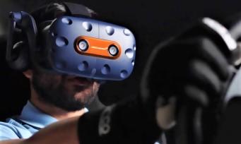 HTC : le Vive Pro McLaren Edition se dévoile en vidéo !