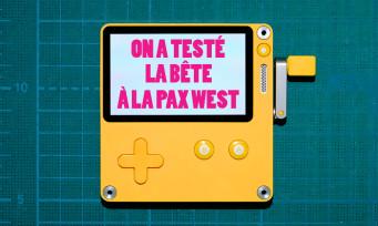 Playdate : nos impressions sur la console portable, manivelle en main