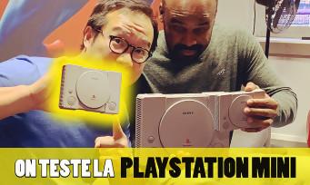 PlayStation Mini : on vous présente la console de Sony et ses jeux