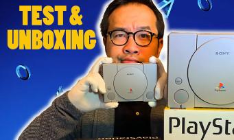PlayStation Mini : déception ou cadeau idéal pour Noël (Test + Unboxing)
