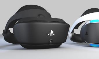PlayStation VR 2 : un nouveau casque pour la PS5, premiers détails