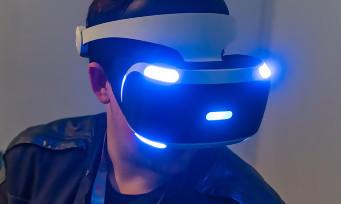 PlayStation VR : vers une sortie à l'automne 2016 ?