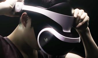 PS5 : une entreprise gaffe et révèle l'arrivée d'un nouveau PS VR en 2020
