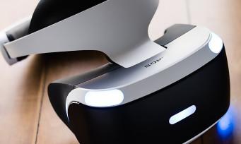 PlayStation VR : une grosse baisse de prix pour le casque de la PS4