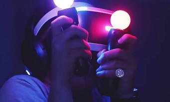 PlayStation VR : un trailer flippant pour célébrer Halloween