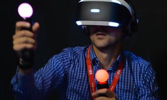 PlayStation VR : bientôt une grosse baisse de prix ?