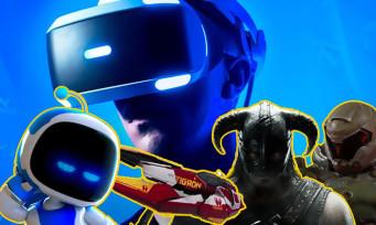 PlayStation VR : le Mega Pack se présente, découvrez les jeux du bundle !