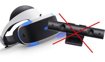 PS5 : un PSVR 2 sans PlayStation Camera ?
