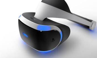 PlayStation VR : la PS4 équipée d'un boîtier externe pour les 90fps