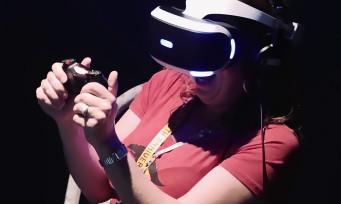 PlayStation VR : trailer de présentation
