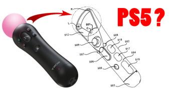 PS Move : un nouveau brevet déposé par Sony, la PS5 en ligne de mire