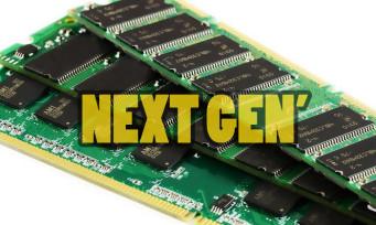 Next Gen : les prochaines consoles auraient entre 8 et 12 GB de RAM