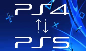 PS5 : le jeu en ligne sera possible avec les joueurs PS4