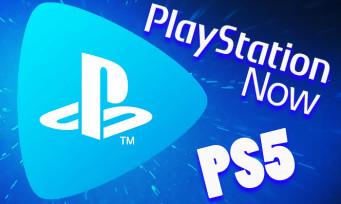 PS5 : le PlayStation Now va être poussé à fond par Sony