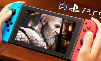 PS5 : le remote play bientôt pôssible sur Switch ?