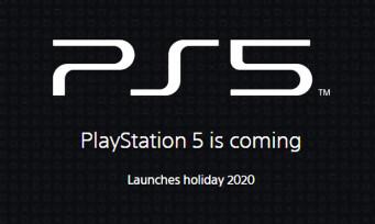 PS5 : le site officiel vient tout juste d'apparaître, l'excitation se fait senti