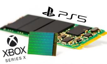 PS5 / Xbox Series X : le SSD, le meilleur atout de la next-gen ?