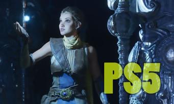 PS5 : une splendide démo tournant avec l'Unreal Engine 5, la next gen' est là