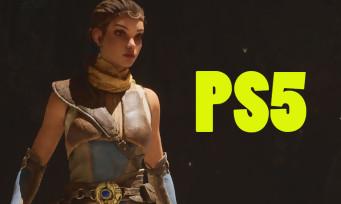 PS5 : la démo technique de l'Unreal Engine 5 est jouable