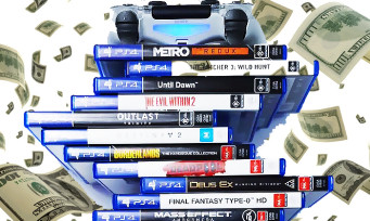 PS5 / Xbox Series X : des jeux à plus de 70€ sur next gen' ?