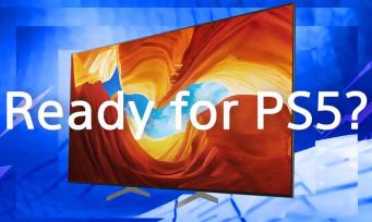 """Sony BRAVIA : des téléviseurs """"PS5 Ready"""", qu'est-ce que ça signifie ?"""
