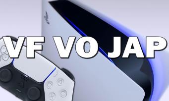 PS5 : la console se paie sa toute première pub TV, VO, VF et Jap !
