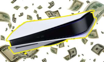PS5 : les spéculateurs vendent leurs précommandes à prix d'or