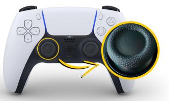 PS5 : de nouvelles photos ultra-précises de la DualSense