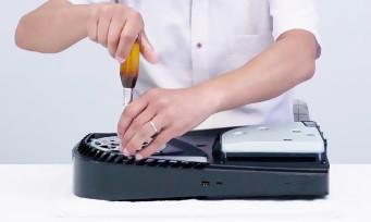 PS5 : plongée vidéo dans les entrailles de la machine, les infos
