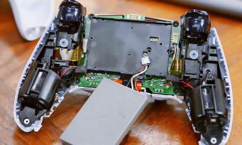 DualSense : la manette PS5 se fait désosser à son tour, voici ses entrailles