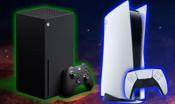 PS5 / Xbox Series X : les deux consoles dégainent leur trailer de lancement