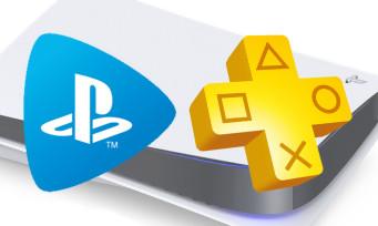 PS5 : Sony planifie de nouvelles choses pour le PS Plus/Now