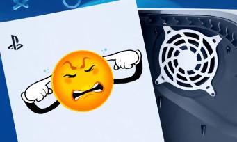 PS5 : la console fait du bruit et on sait enfin pourquoi, voici les raisons