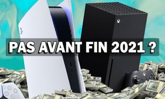 PS5 & Xbox Series X S : pourquoi la pénurie risque de durer jusqu'à fin 2021...