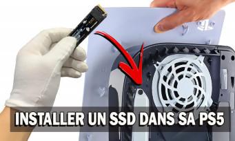 Tuto PS5 : comment installer un disque dur SSD supplémentaire dans la console