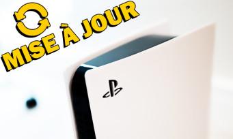 PS5 : la première grosse mise à jour arrive aujourd'hui, voici tout ce qui change !