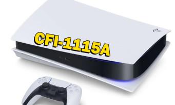 PS5 : un nouveau modèle repéré !