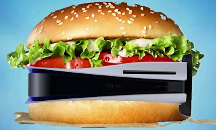 PS5: 1000 consoles provided, a loopy contest at Burger King