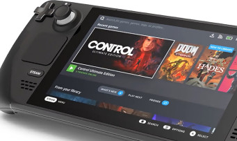 Steam Deck : la console portable de Valve est inesthétique mais puissante