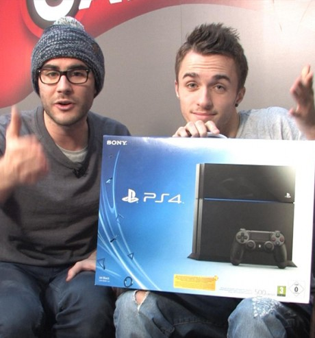 Jeu Concours Cyprien Gaming : Gagner une PS4