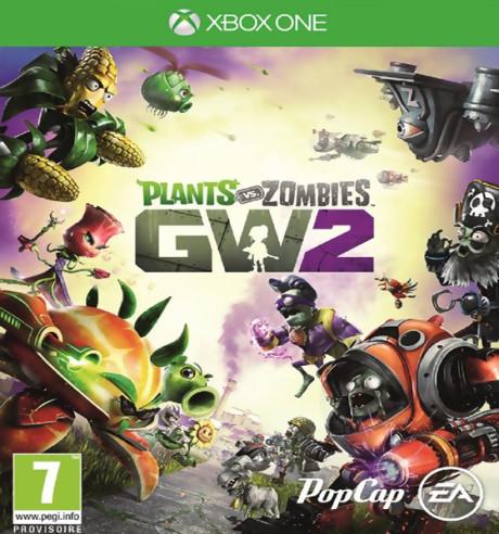 Plants vs. Zombies: Garden Warfare 2 - 5 jeux Xbox One à gagner !