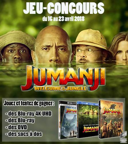 "Jeu-concours ""Jumanji"""