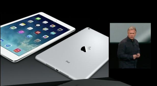 fa61e11a398e81 Dans les entrailles de l iPad Air, on retrouve un processeur A7 64 bits  (contre 32 bits jusqu à présent), le même qui équipe déjà l iPhone 5s.