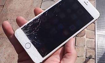 iPhone 6 : le gros fail en live du premier acheteur mondial