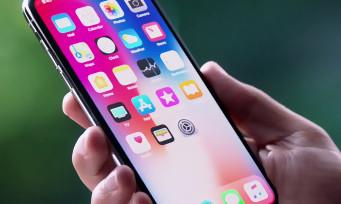 iPhone X : Apple mise sur un écran OLED sans bord