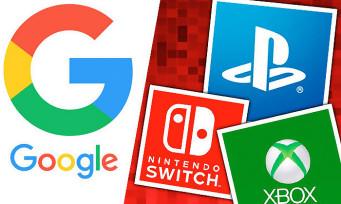 Google développerait une console pour concurrencer la PS5