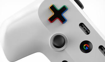Google : voilà à quoi pourrait ressembler la manette de sa future console