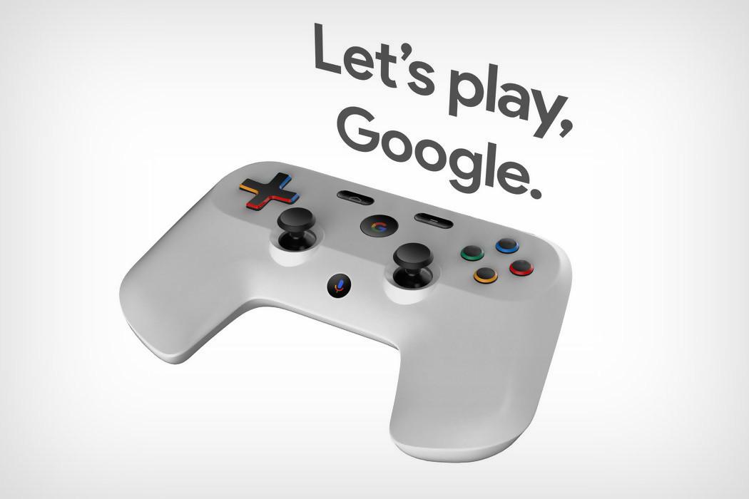 Voici à quoi pourrait ressembler la manette de sa future console — Google