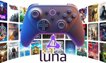 Amazon surprend et dévoile Luna, sa propre plateforme de cloud gaming ! Toutes les infos